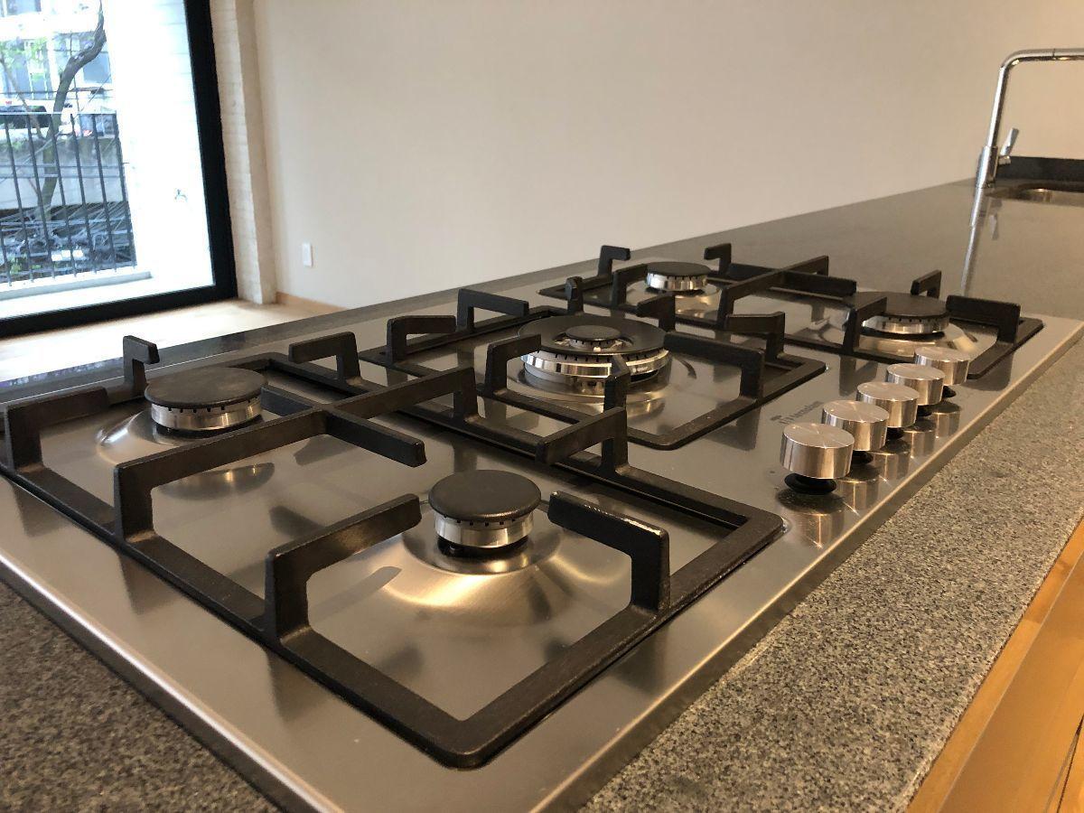 14 de 16: Todos los materiales de cocina son de excelente calidad
