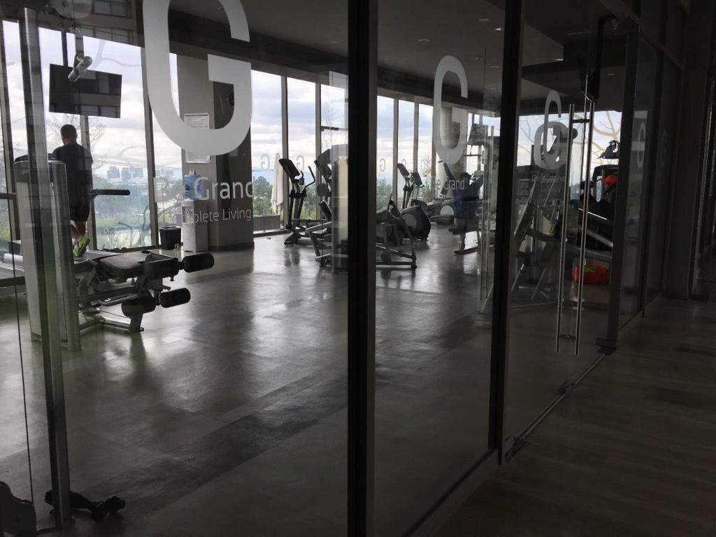 6 de 17: gym con gran equipamiento