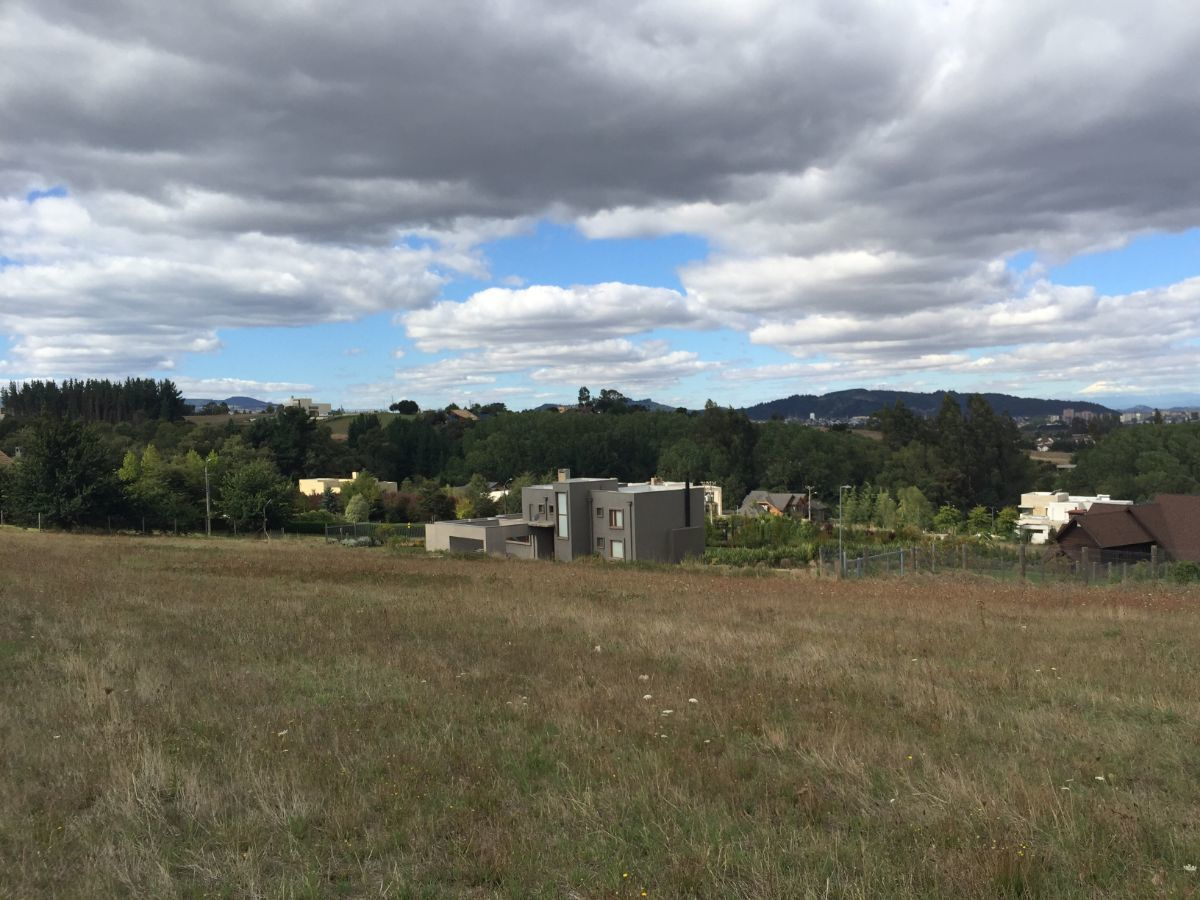 1 de 1: Hermoso Terreno, Lomas del Carmen, Temuco