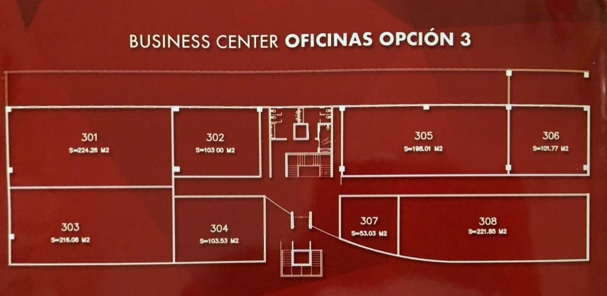41 de 43: Oficinas Opción 3