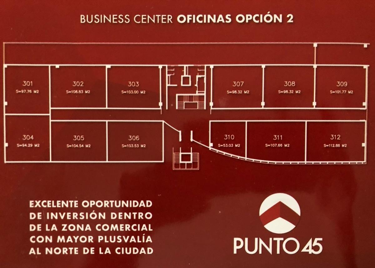 40 de 43: Oficinas Opción 2