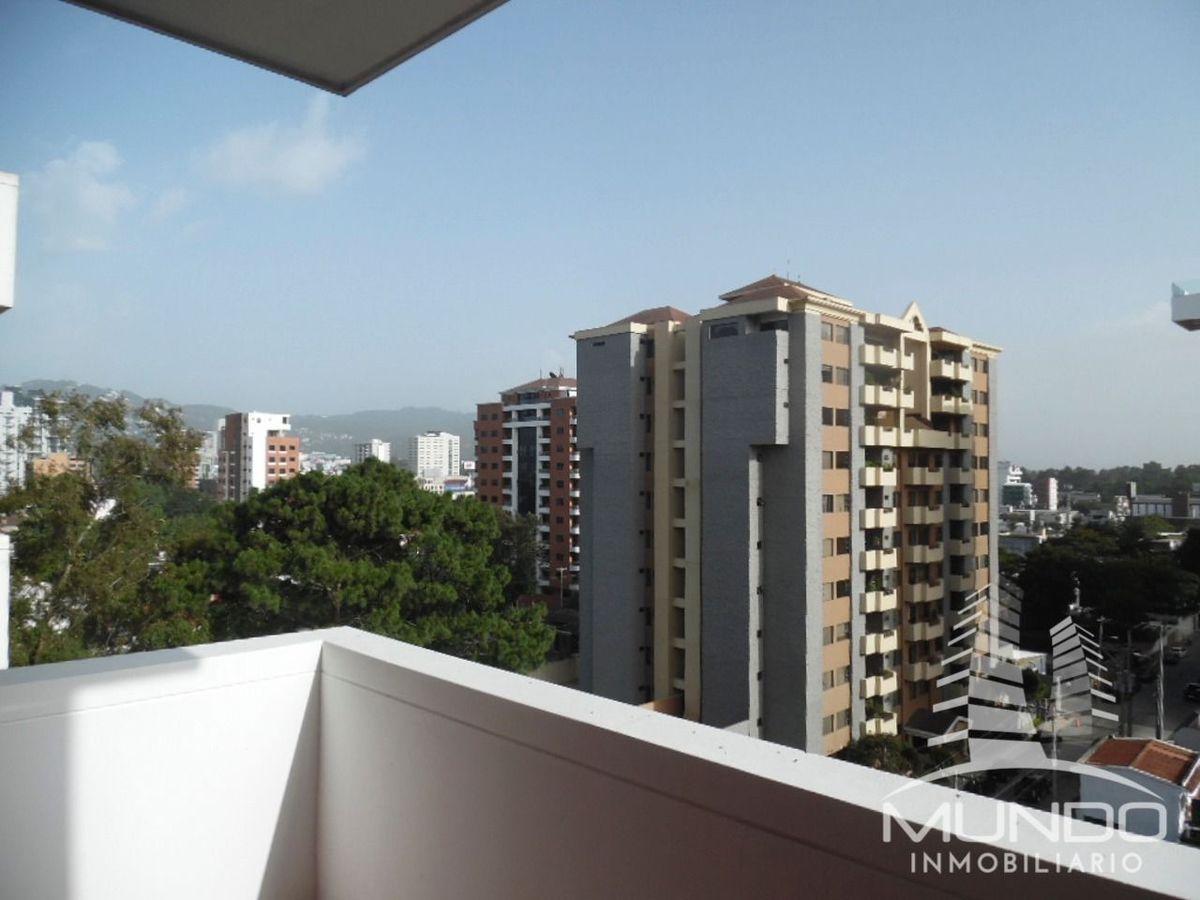 12 de 12: Balcón y vista agradable