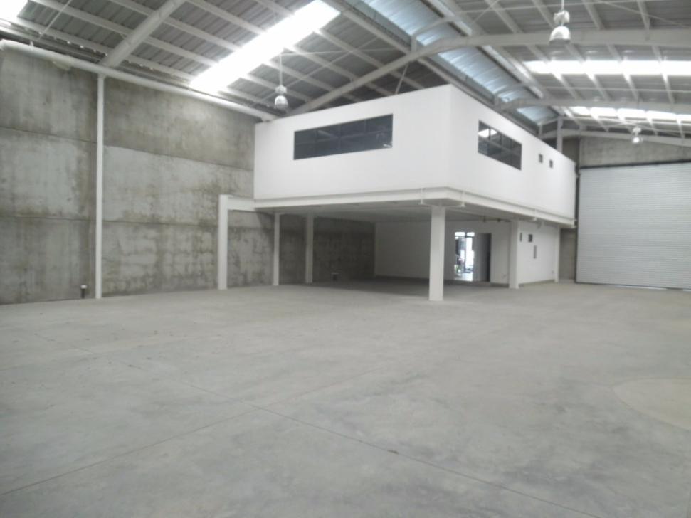 3 de 10: Vista interior de la bodega