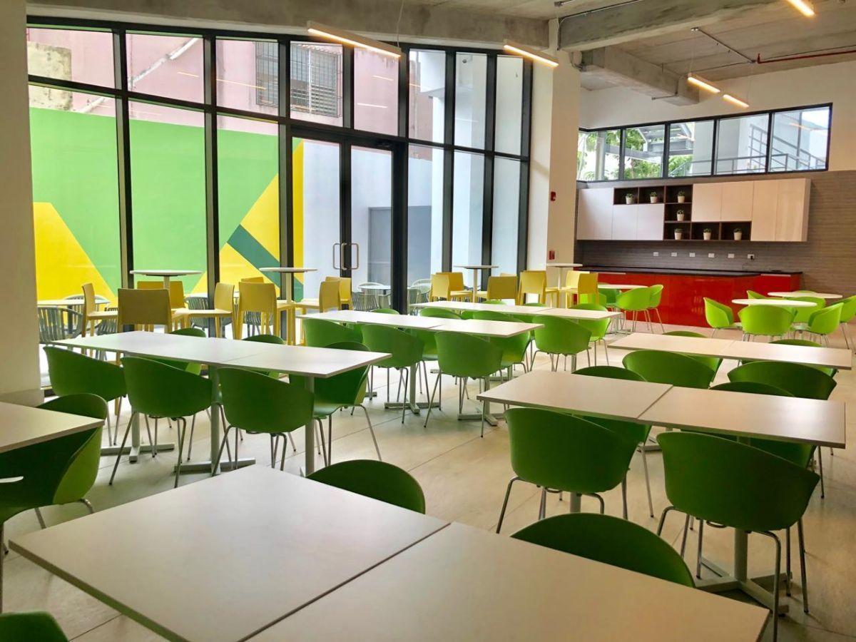 7 de 30: Cafeteria