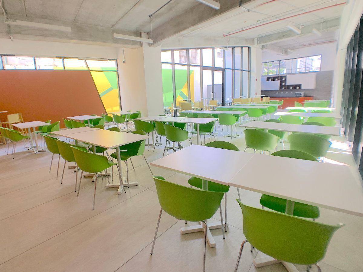 7 de 15: Cafeteria-Comedor de empleados
