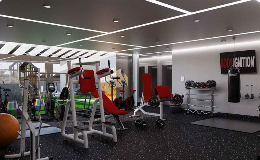 18 de 30: Tu nuevo gimnasio by BodyIgnition…