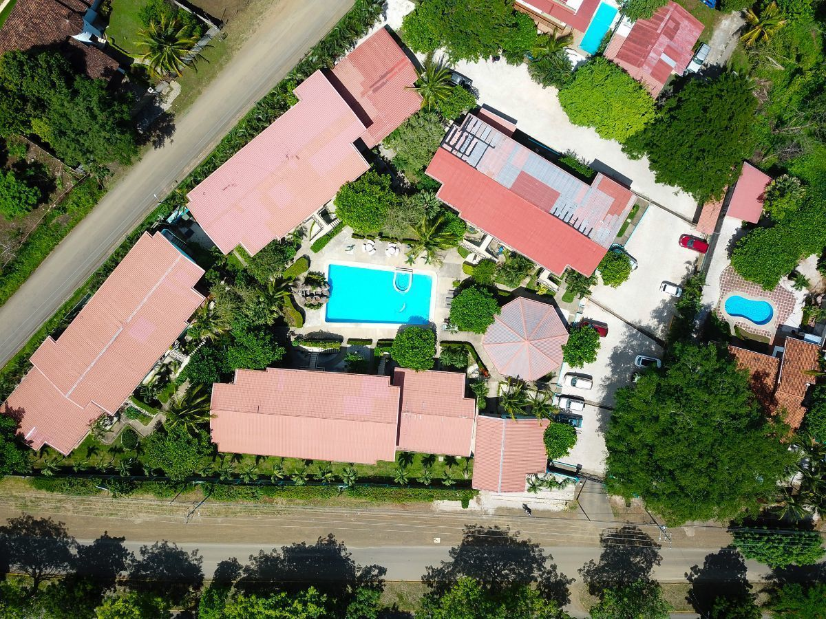 8 of 10: Aerial view of the community