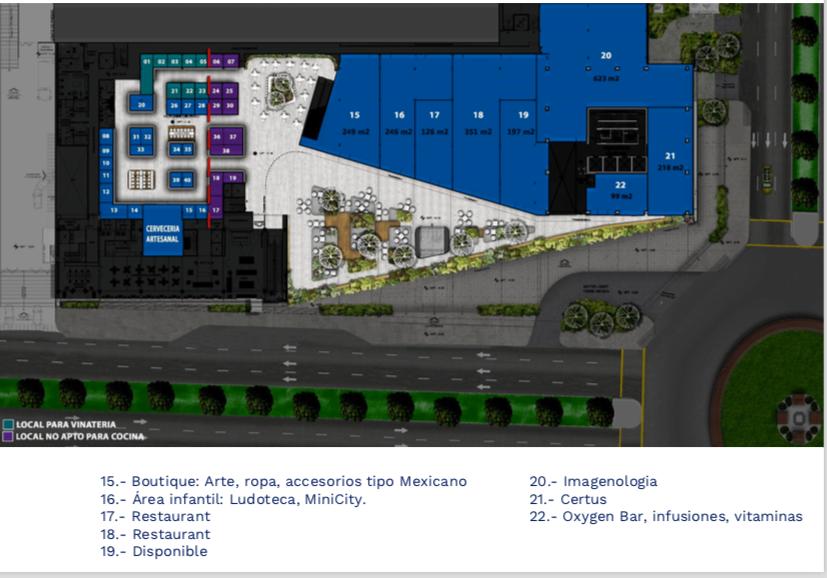 6 de 8: Nivel Plaza