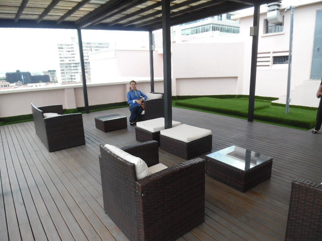 9 de 11: Área Social en la terraza