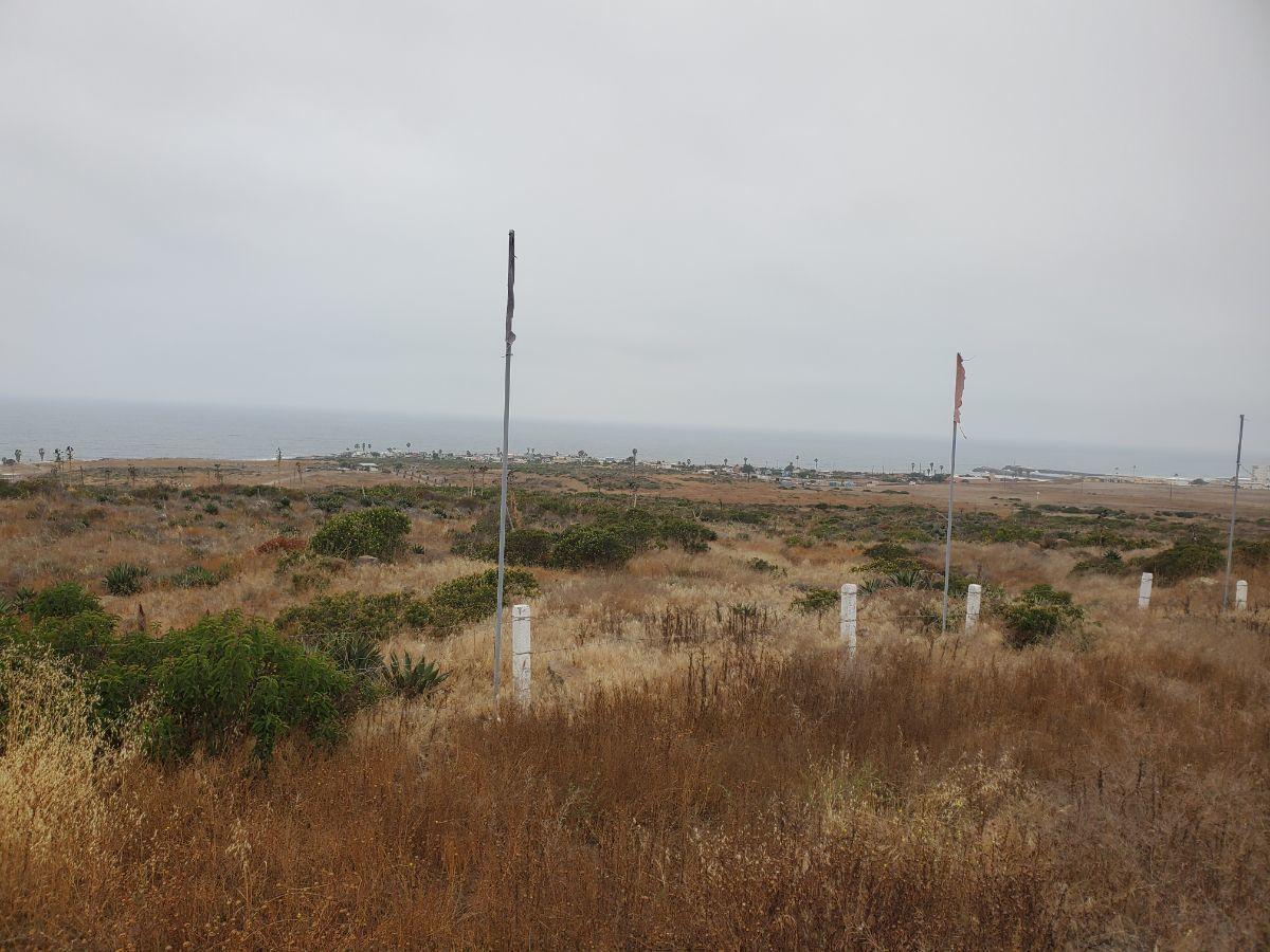 3 de 12: Vista de la carretera Rosarito/ Ensenada