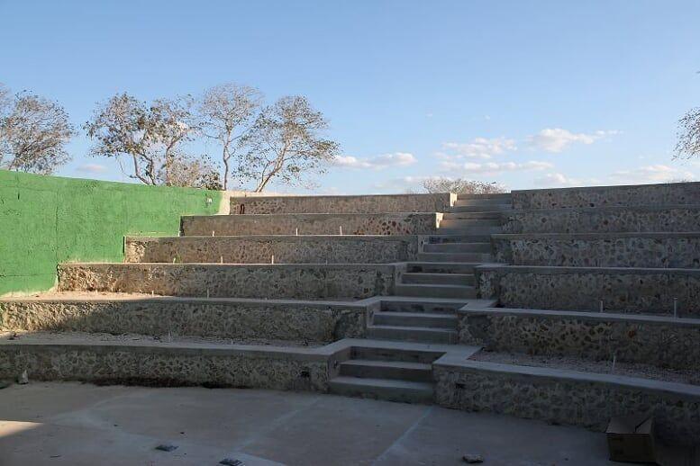 4 de 23: Anfiteatro (Área Social)