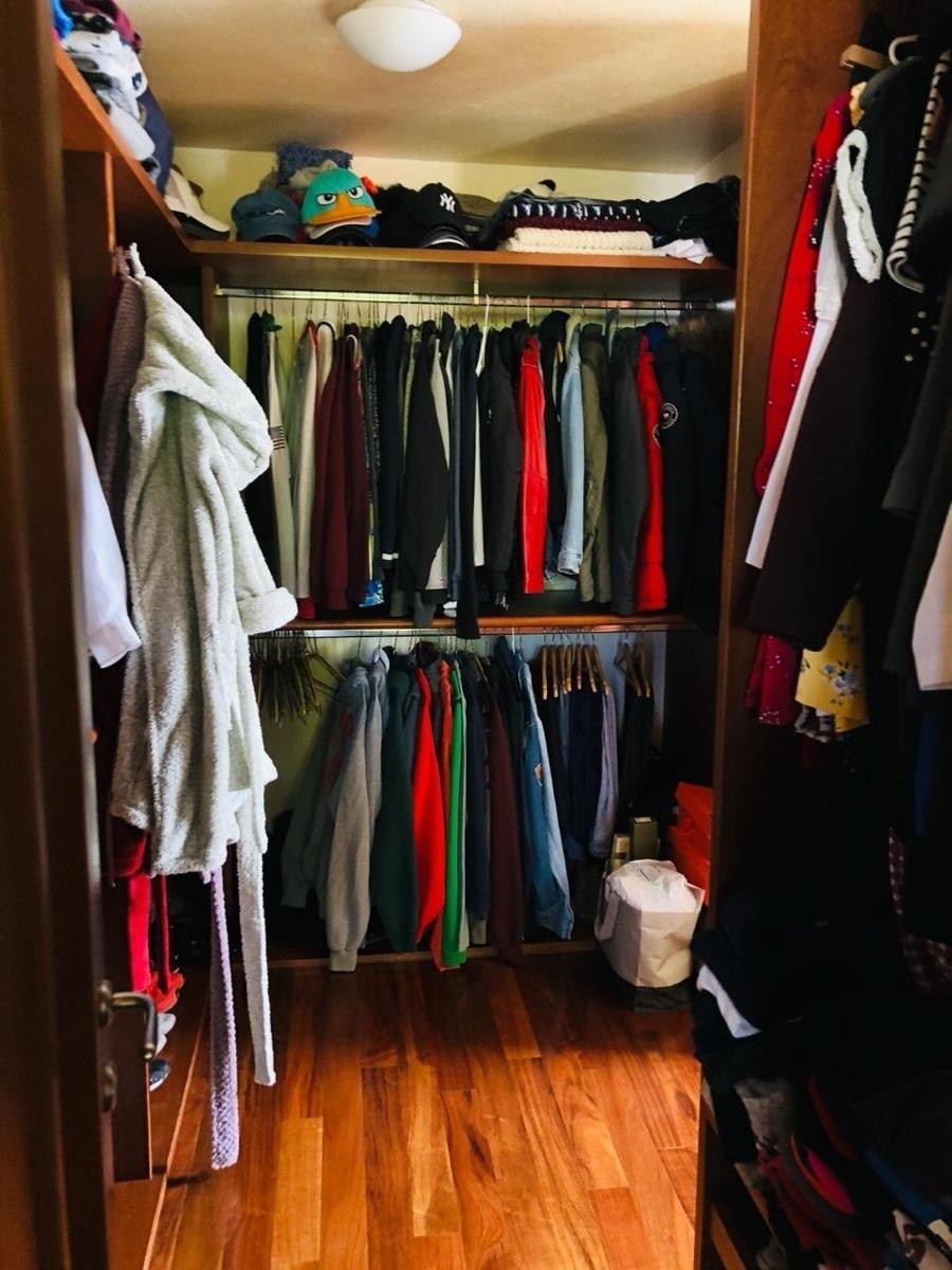 6 de 39: Closet  2ª recamara