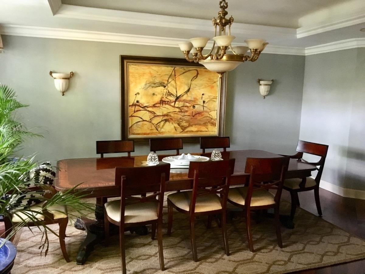 6 de 17: Casa en venta en residencial privado en Piantini