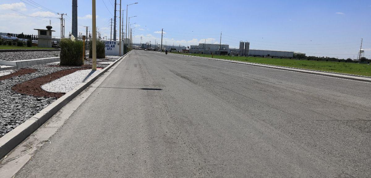 5 de 11: Vista de accesos de calles a la propiedad