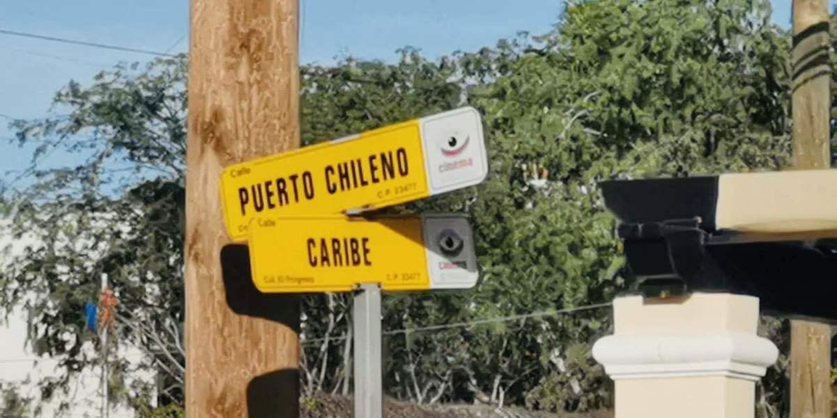 4 de 10: UBICADO EN PUERTO CHILENO E/ CARRETERA TRANSPENINSULAR