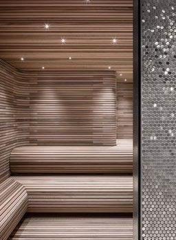 9 de 10: Sauna