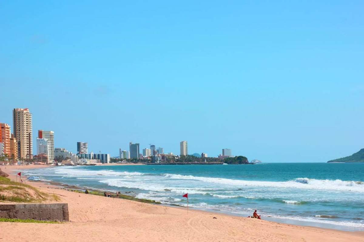 1 de 37: vista de la playa desde el fraccionamiento