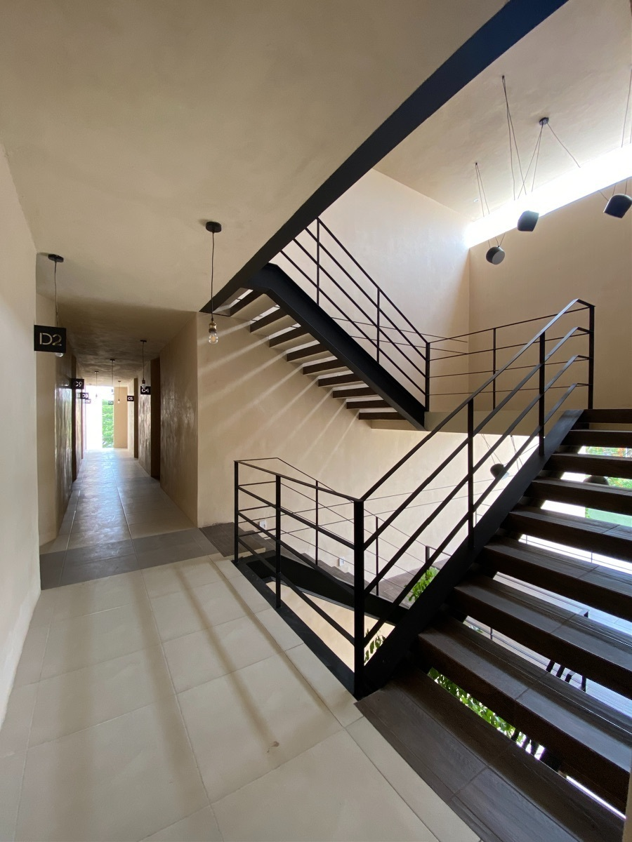 20 de 23: pasillo del 3er piso