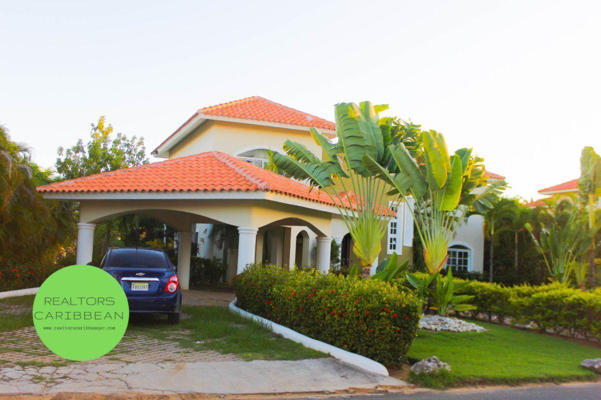 2 de 20: Villa en cocotal en alquiler 4 dormitorios