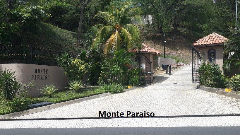1 of 3: Entrance to Monte Paraiso