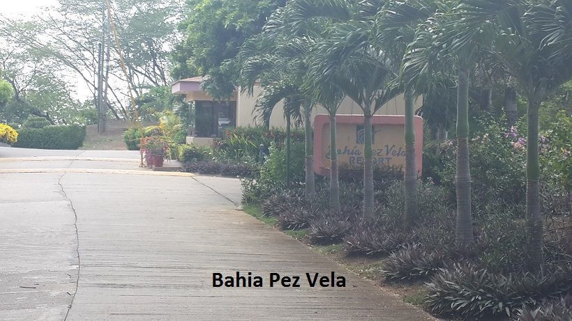 1 of 12: Entrance to Bahia Pez Vela