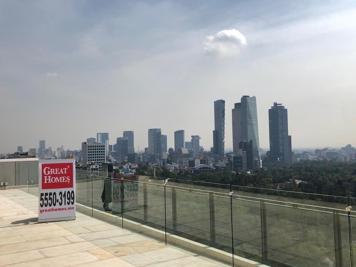 6 de 23: Roof con asoleadero y vista panoramica