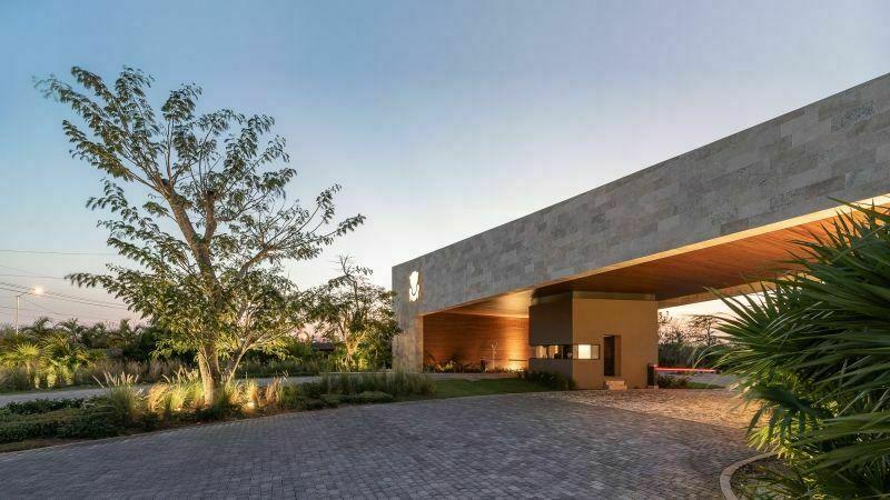 2 de 16: Terreno en venta privada Compostela Chablekal, Mérida Yucatá