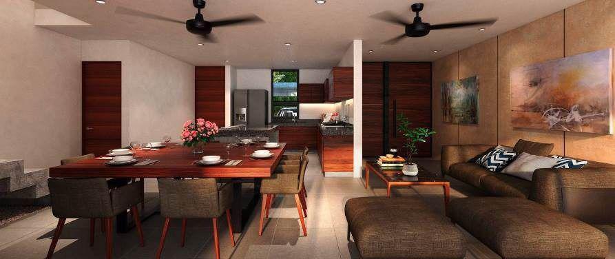 2 de 11: casa en venta 4 recamaras en privada palta 152 cholul