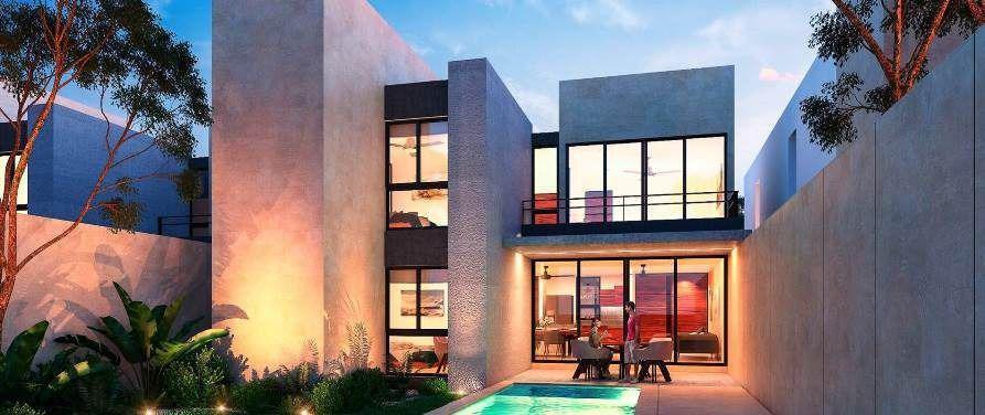 1 de 11: Casa en venta Privada Palta 152 (Mod E),Cholul