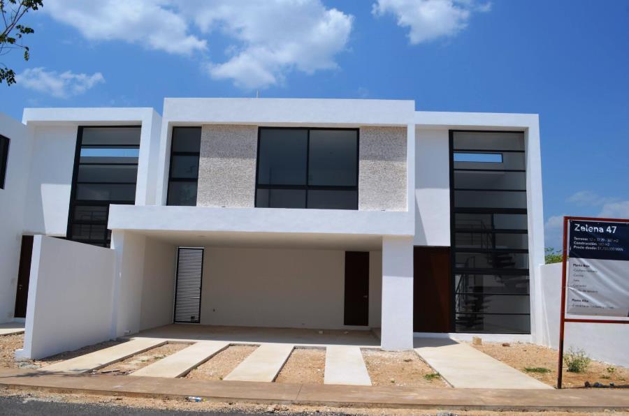 1 de 16: Casa en Venta privada Zelena Conkal, Mérida