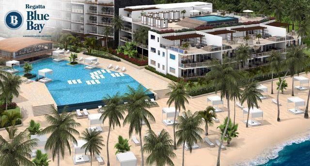 1 de 50: AMENIDADES PRIVADAS DE REGATTA BLUE BAY