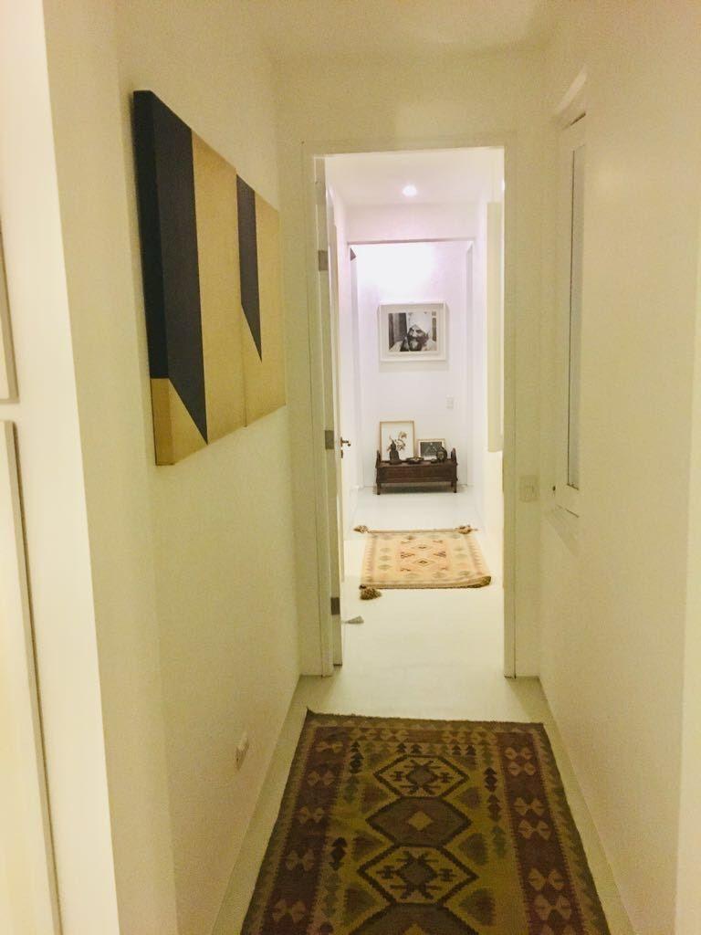 22 de 29: Pasillo entre los dormitorios