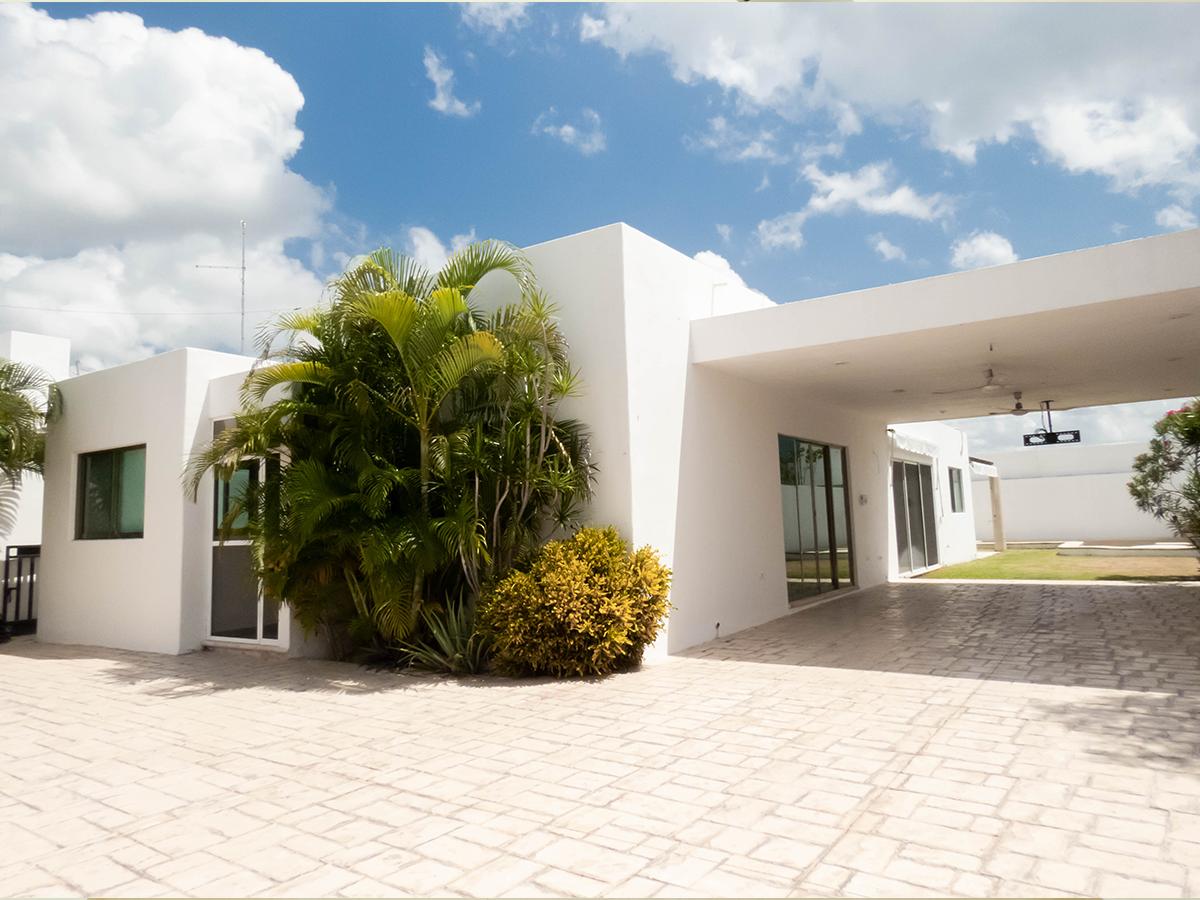 1 de 21: Casa en Venta de Una Planta San Diego Cutz Mérida Yucatán