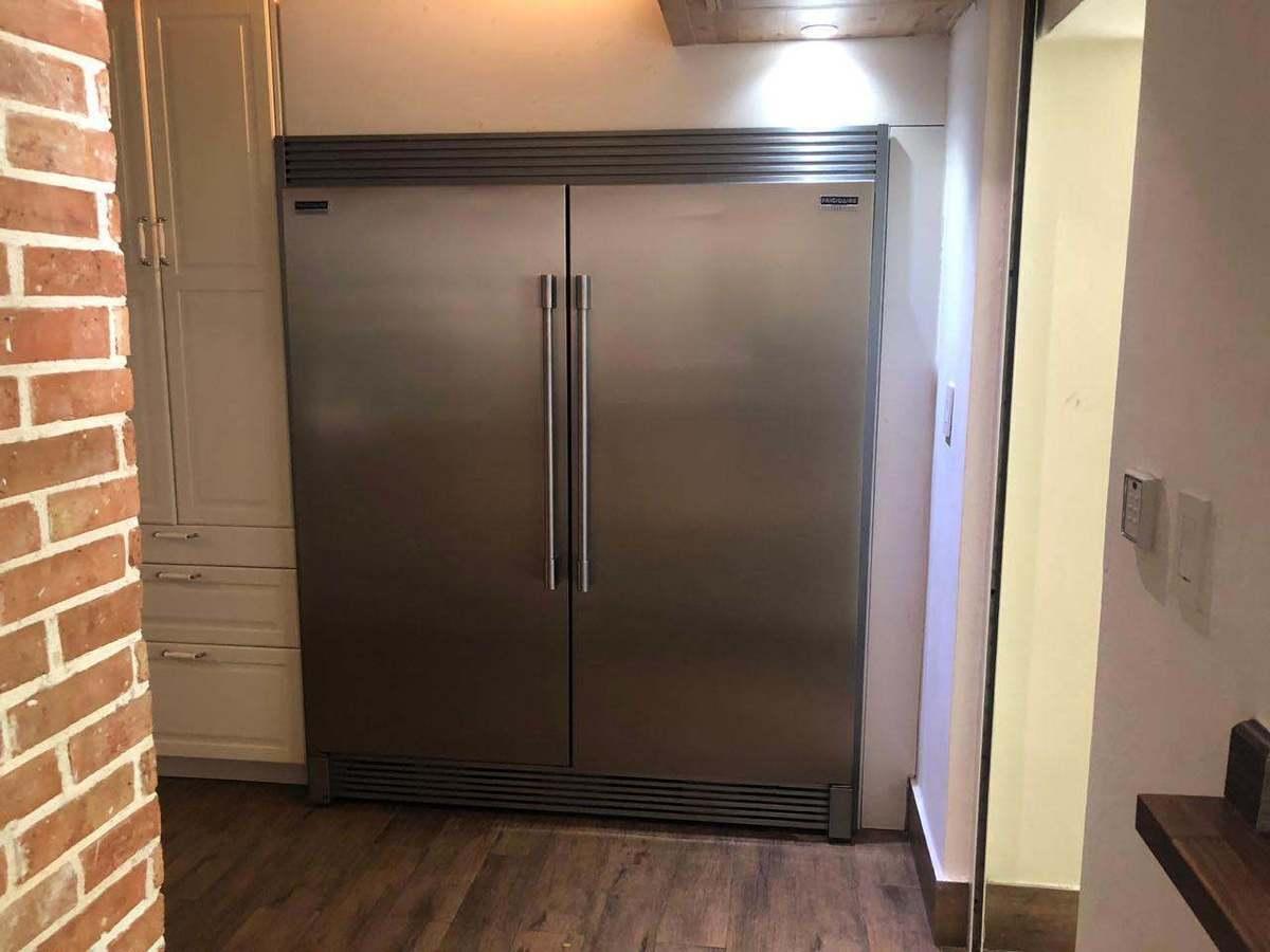 20 de 33: Refrigerador doble de alta eficiencia
