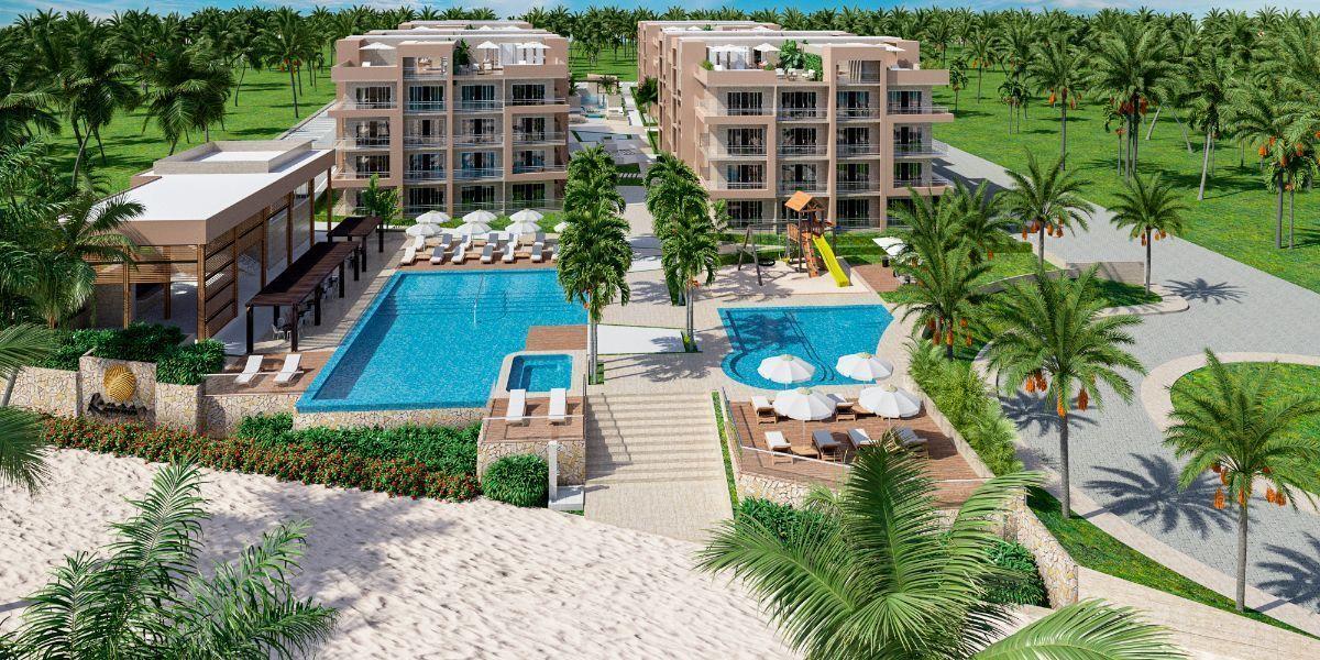 1 de 12: Playa Nueva Romana