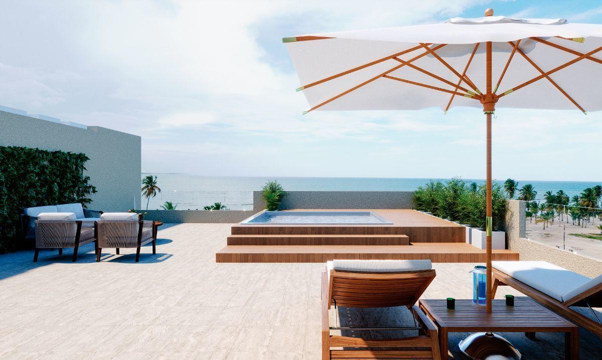 7 de 12: PentHouse - Playa Nueva Romana