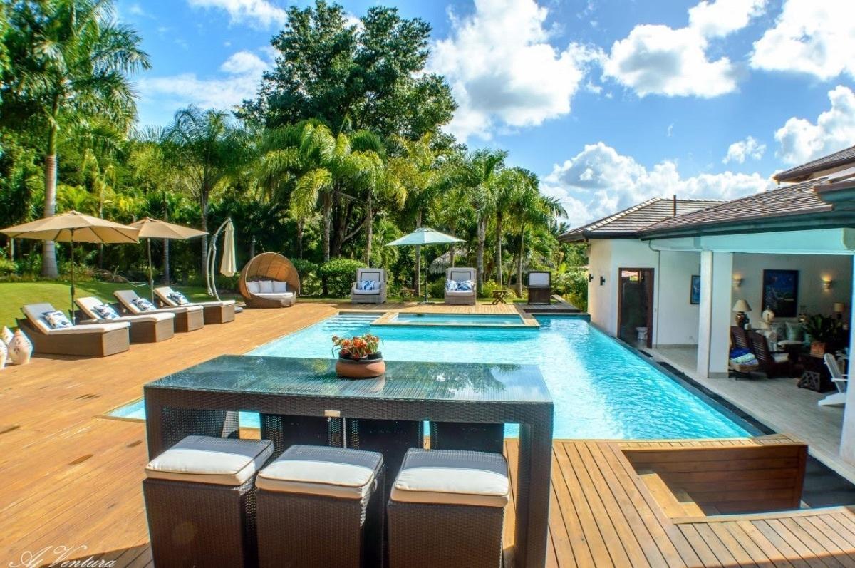 4 de 17: Villa de 5 habitaciones en venta en Casa de Campo