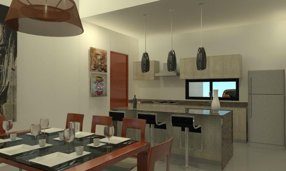 2 de 29: Sala - Cocina
