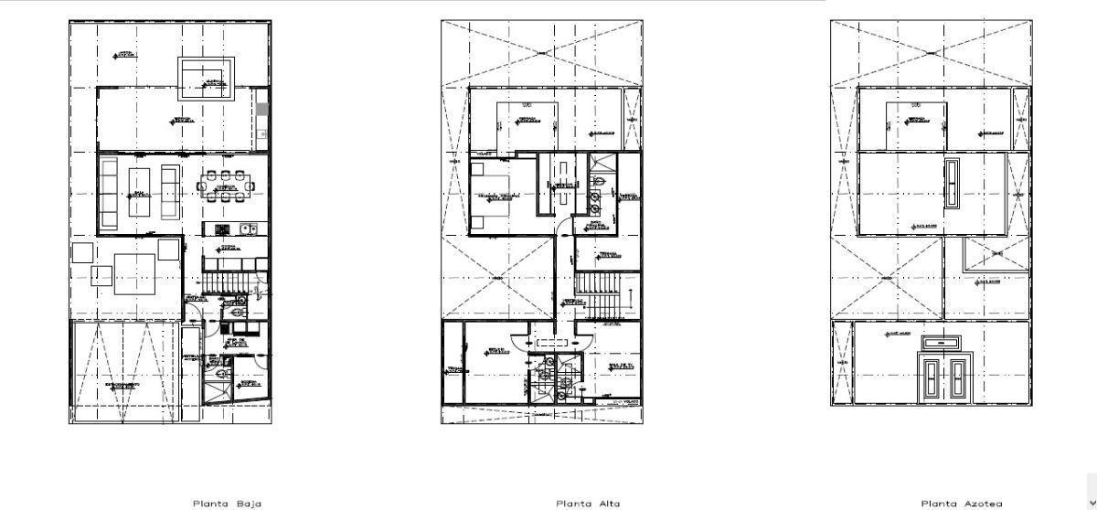 23 de 37: Pplano Arquitectónico