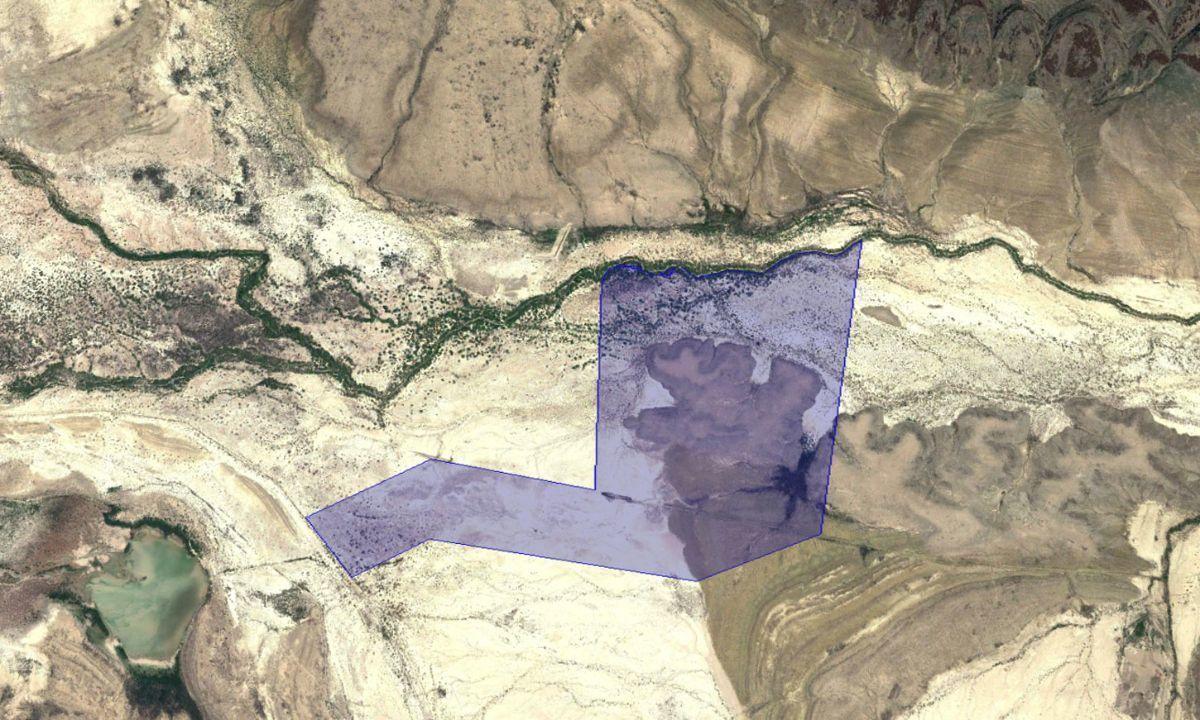 1 of 5: terreno 204.3 hectareas