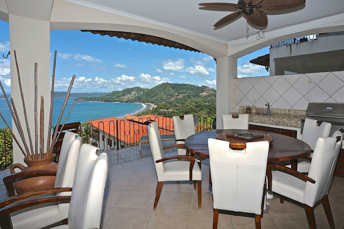 6 of 17: Patio terrace with ocean view
