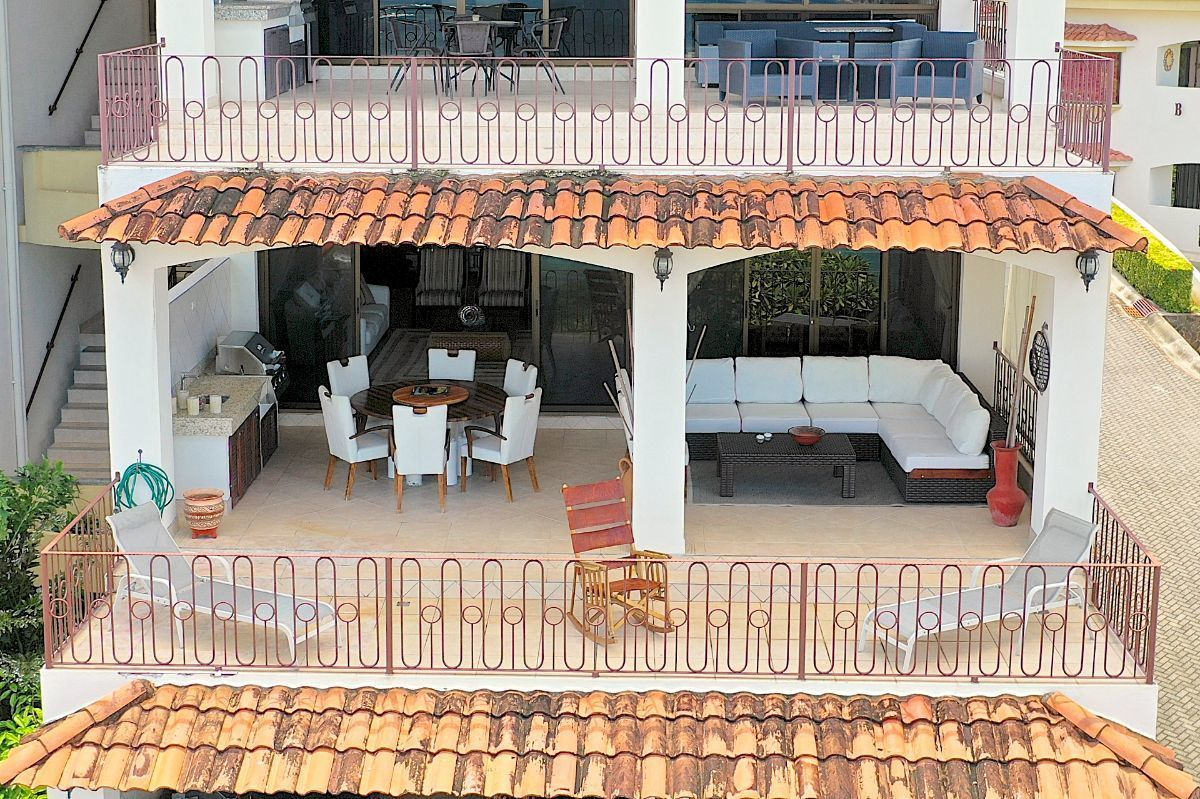 5 of 17: Patio terrace with ocean view