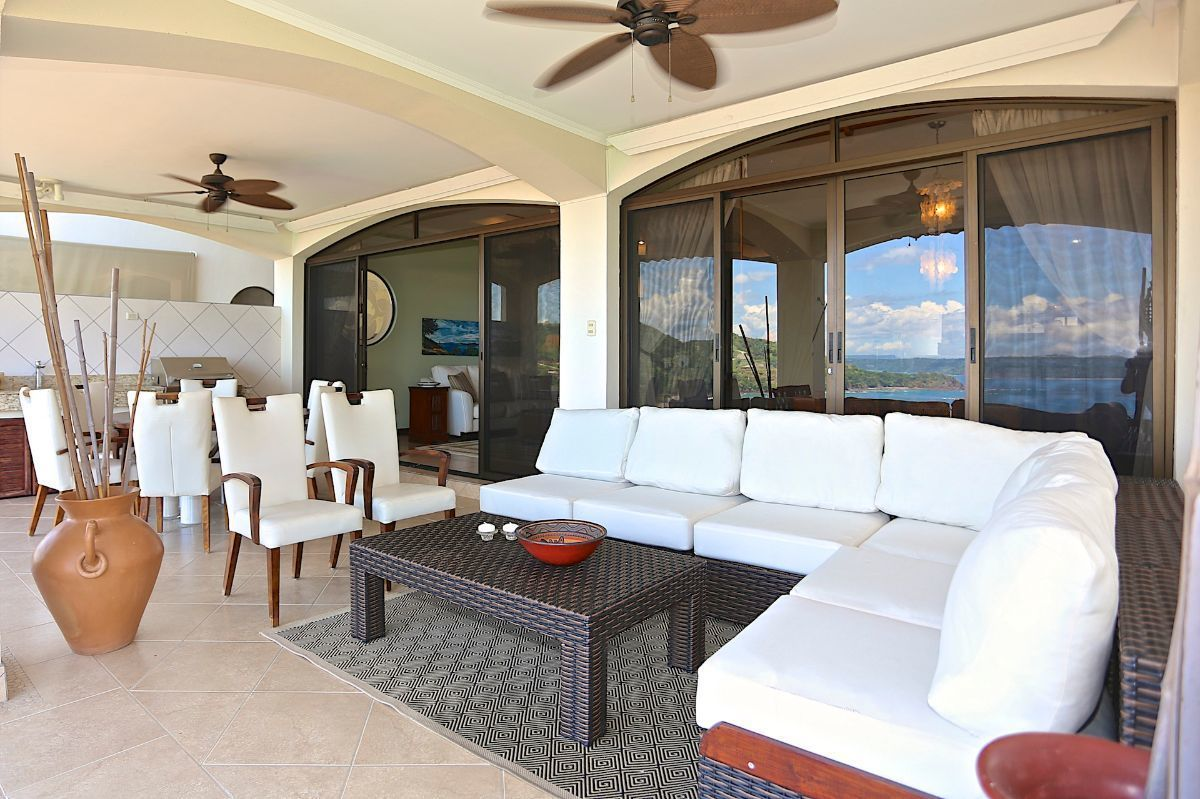 7 of 17: Patio terrace with ocean view