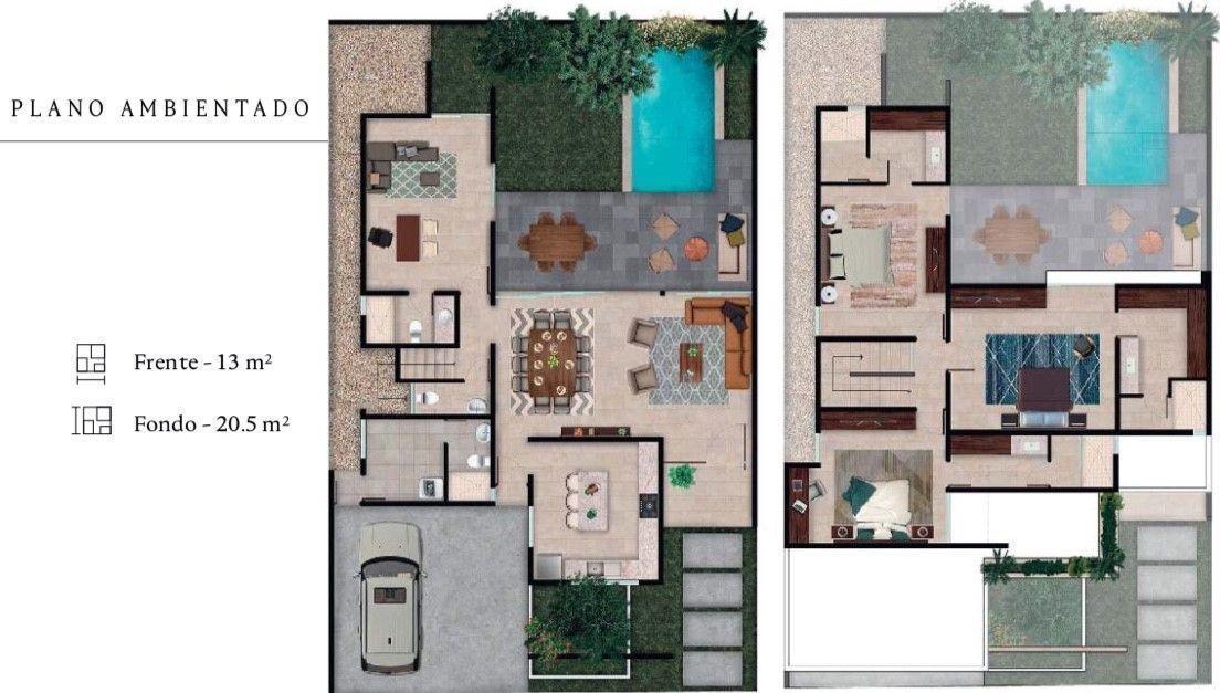 3 de 12: Plano Modelo A