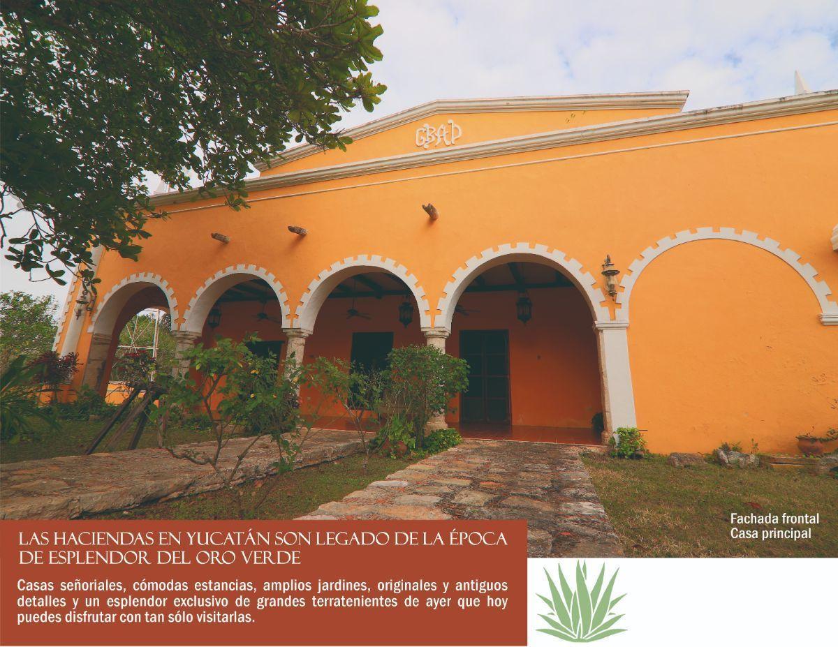5 de 23: Hacienda en Venta Temax Mérida Yucatán Chichén Realty