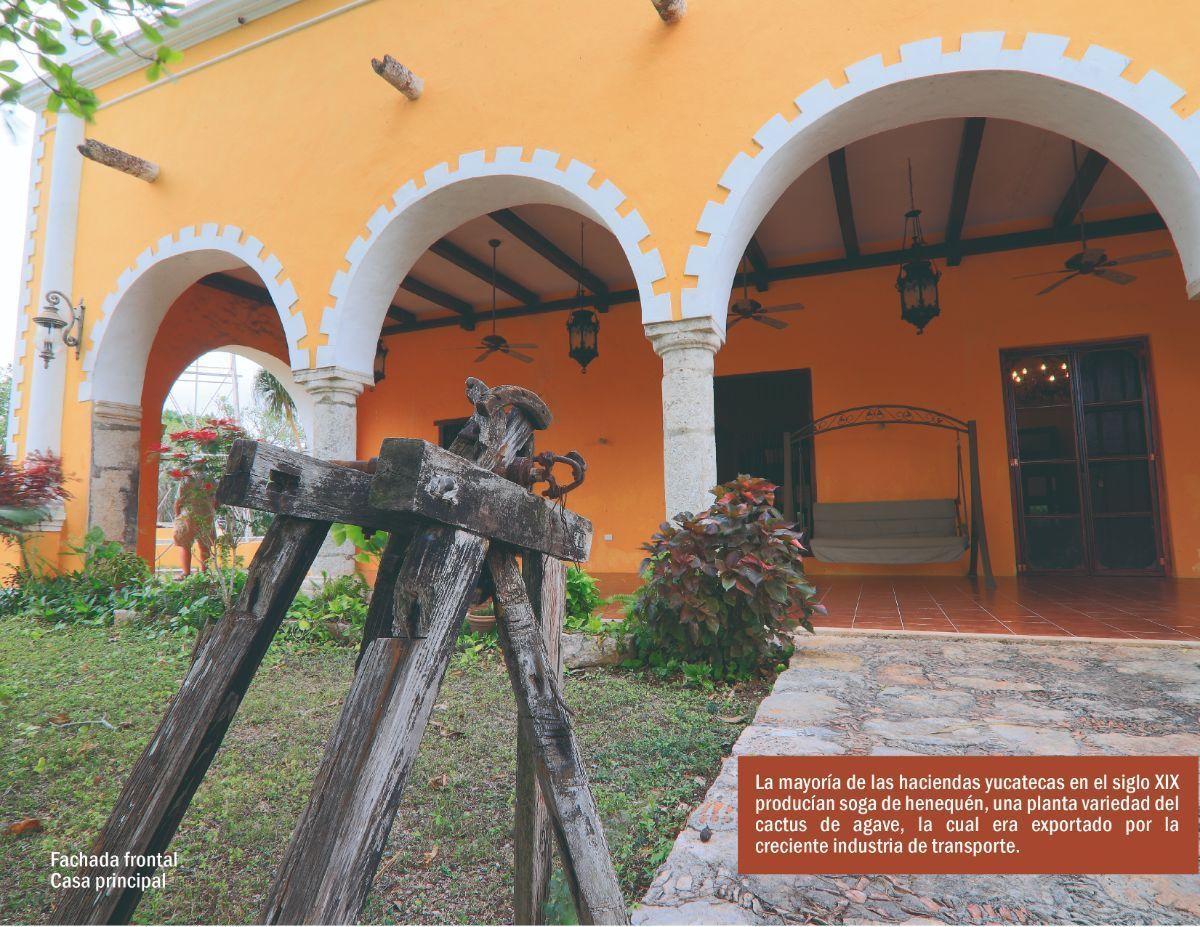 6 de 23: Hacienda en Venta Temax Mérida Yucatán Chichén Realty