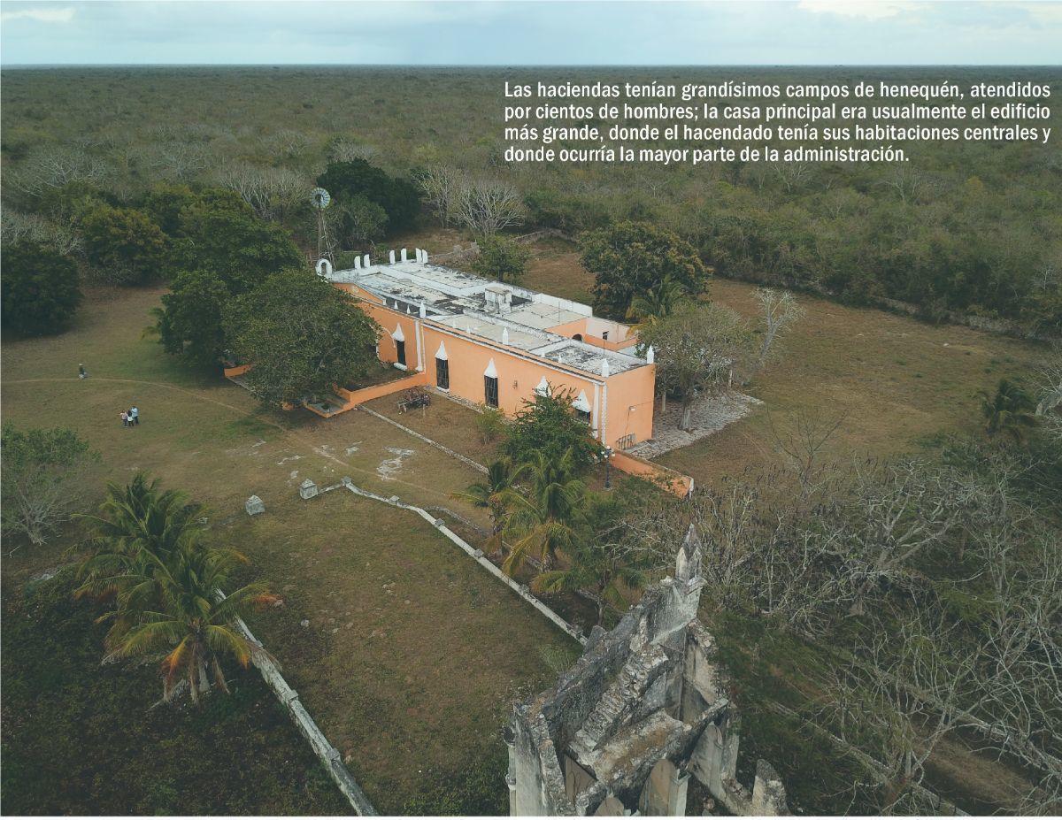 2 de 23: Hacienda en Venta Temax Mérida Yucatán Chichén Realty
