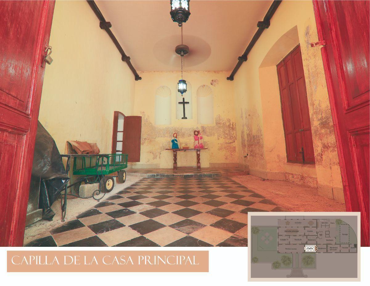 9 de 23: Hacienda en Venta Temax Mérida Yucatán Chichén Realty