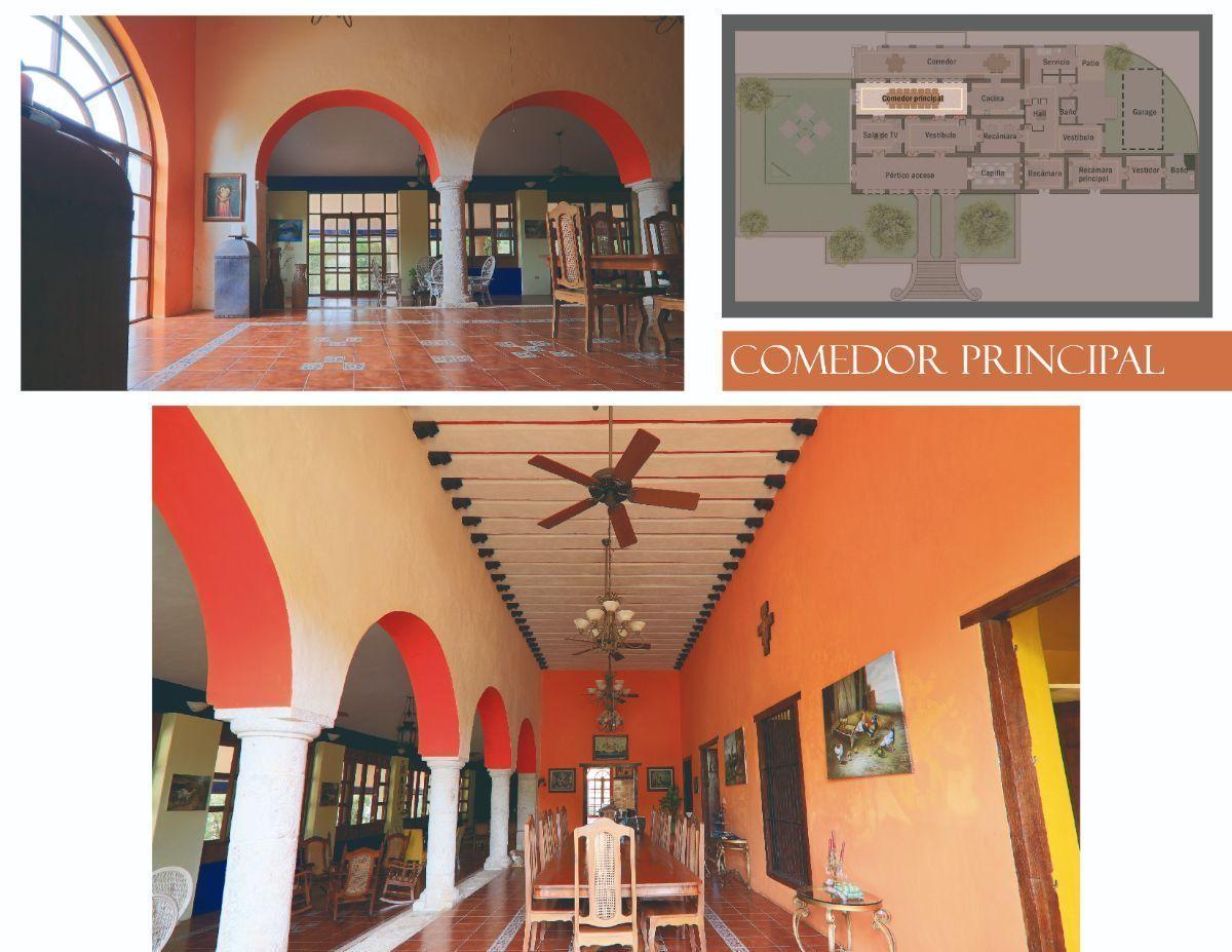 12 de 23: Hacienda en Venta Temax Mérida Yucatán Chichén Realty