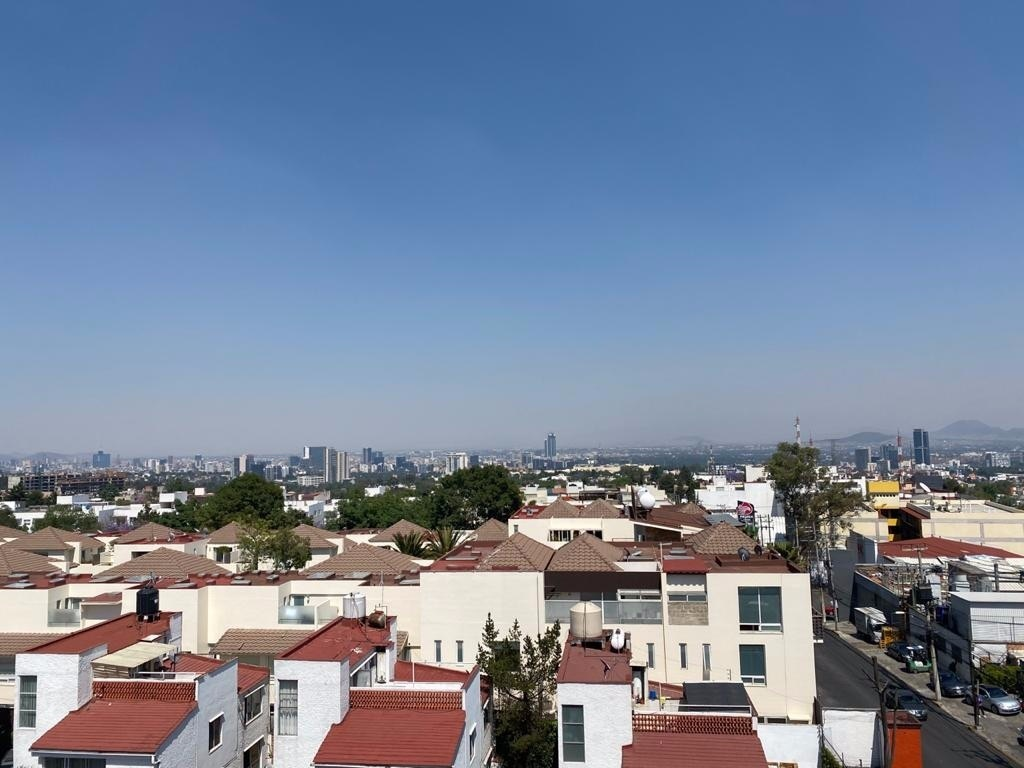 9 de 9: Hermosa vista desde el roof garden